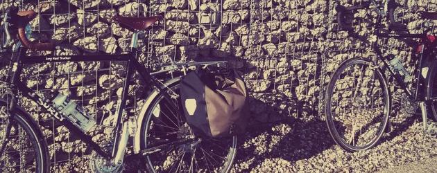 Chloe and Hugh Cycle Across the USA