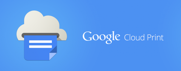Google Cloud Printing via Synology DSM