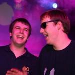 Matt and Gordon